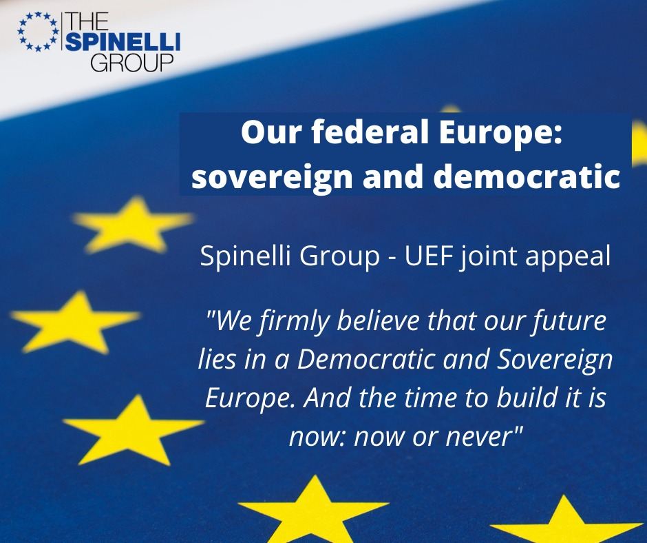 Our Federal Europe